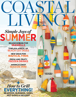 Coastal Living cover